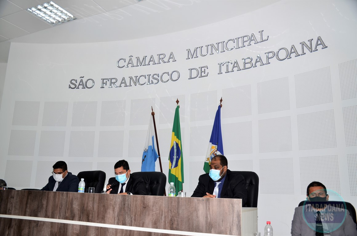 Câmara aprova por unanimidade as contas de Francimara de 2018