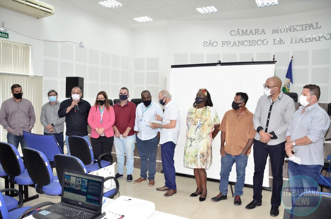 Primeiro encontro de fazedores de Cultura em SFI