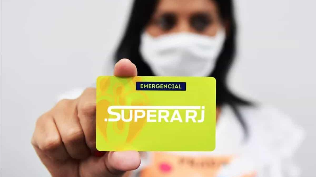Quase 10 mil pessoas ainda não buscaram os cartões do SuperaRJ no interior do Rio