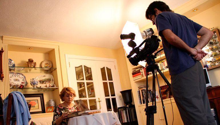 Entrevistas para un documental en valencia