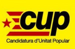 Il partito della sinistra indipendentista CUP ha ottenuto l'8,2% dei voti, uno storico risultato