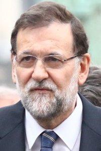 Il presidente del governo spagnolo, Mariano Rajoy (Partido Popular) - fonte: Wikimedia Commons