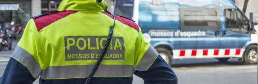 mossos esquadra catalogna