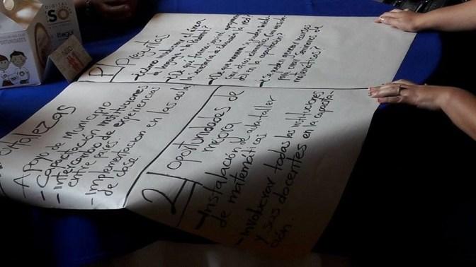 Red de Matemáticas de Itagüí como estrategia de innovación para las clases