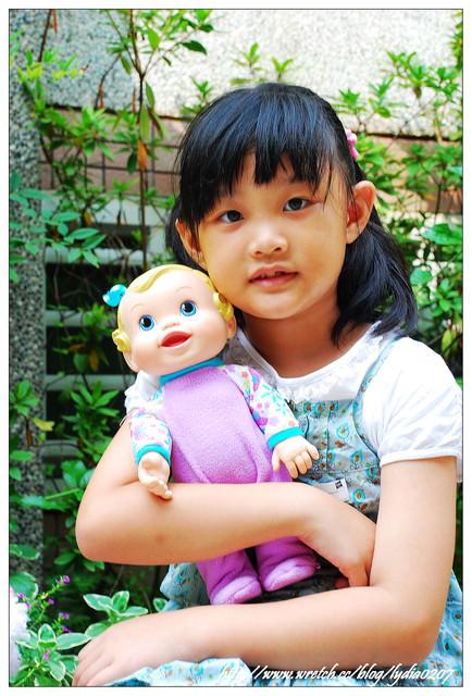 【玩物】孩之寶~淘氣寶貝活力娃娃