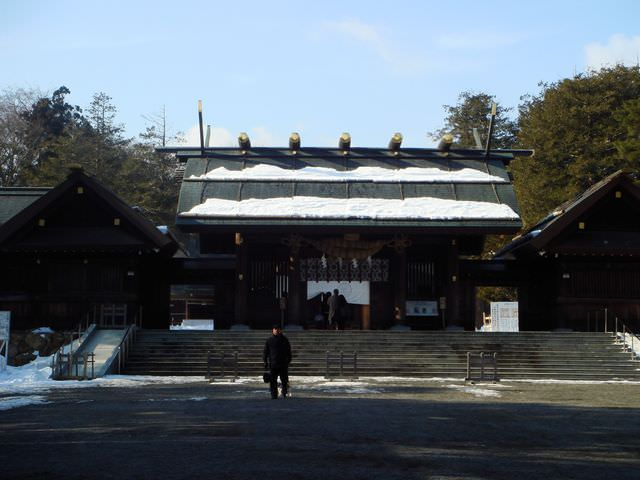[Hokkaido] DAY 3北海道神宮