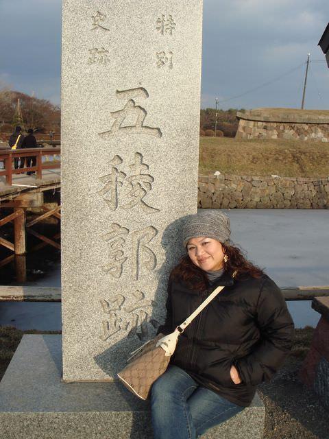 [Hokkaido] DAY 4五稜廓城跡,函館山百萬夜景