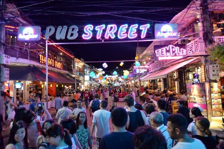 柬埔寨推薦 暹粒藝術夜市 體驗在地不夜城