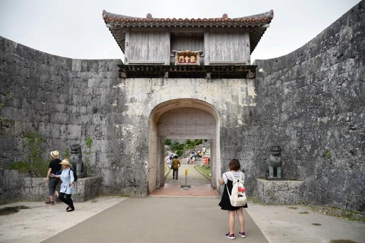 日本沖繩推薦|沖繩「琉球王國」 首里城·守禮之邦