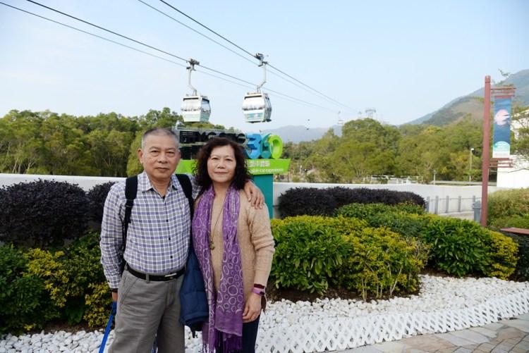 香港旅遊推薦|搭乘昂坪360纜車 發現香港大嶼山之美