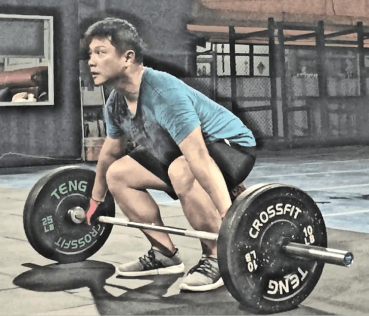 屏東健身房推薦|TENG CrossFit 青島47訓練基地 我開始了我的混合健身課程