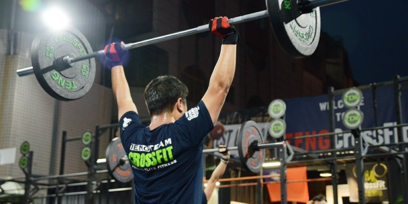 CrossFIT混合健身 InBody身體組成分析 找到自己喜歡的運動 是成功減脂的開始