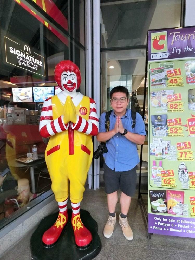 泰國曼谷購物中心   BIG C SUPER CENTER 瘋狂購物 買光花光為國爭光