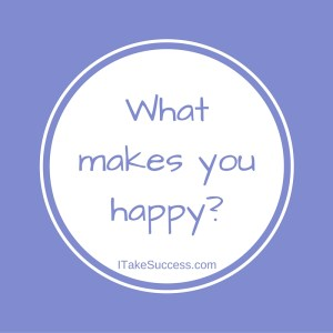 What makes you happy? 3 Things that can put you in a happier mood today