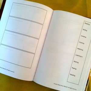2016 Successful Life Planner - notes and journaling space