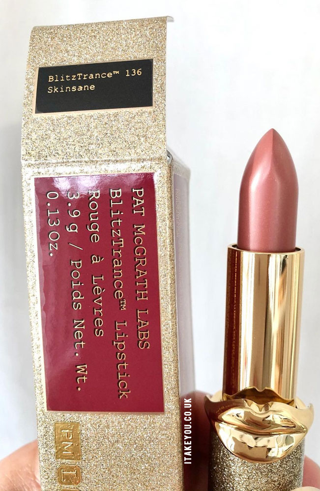 Pat Mcgrath Skinsane : mcgrath, skinsane, McGrath, Skinsane, Lipstick,, Review,, Swatch,, Itakeyou.co.uk