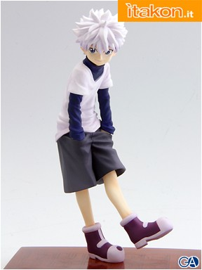 Hunter x Hunter Killua Zoldyck DX Banpresto