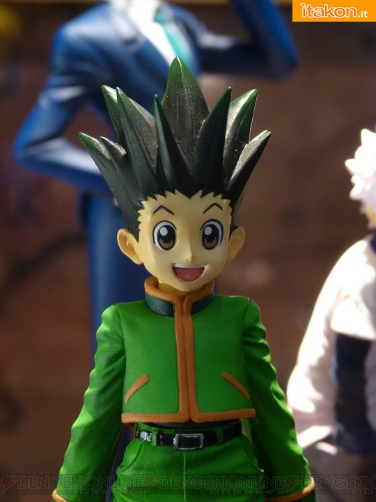 Gon Freecss hunter x hunter banpresto