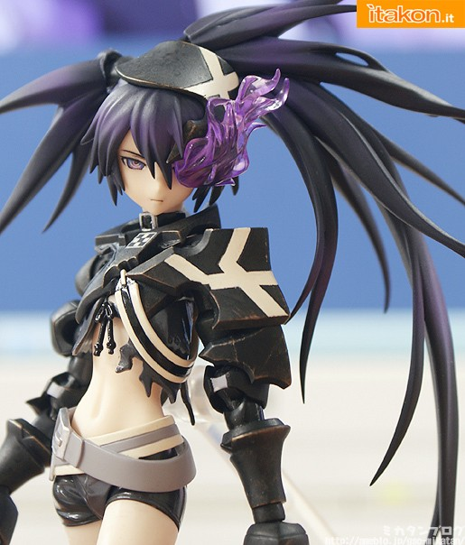 figma insane black rock shooter max factory