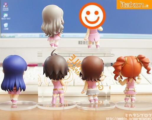 """The Idolm@ster 2"" Nendoroid Petit set #01"
