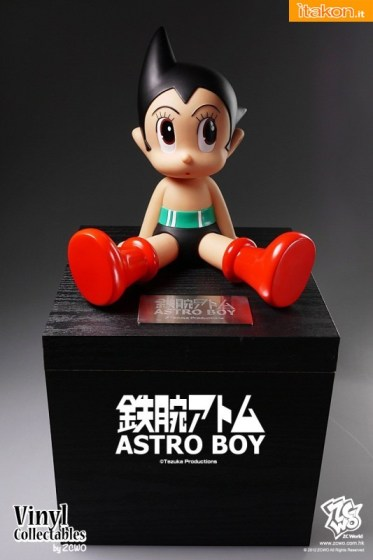 ZC World: Astro Boy 60TH Anniversary Vinyl Collectables
