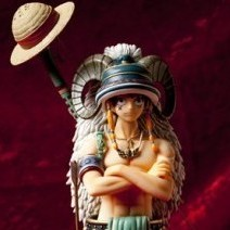 Monkey D. Luffy Rufy - Door Painting Collection Figure Animal ver.