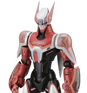 model kit bandai tiger & bunny barnaby brooks jr