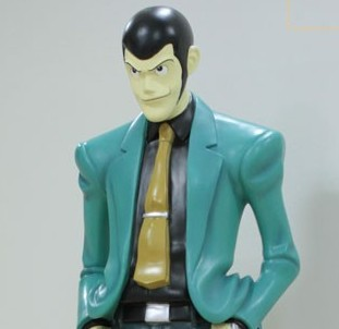 Lupin the 3rd High Quality Life-sized Figure