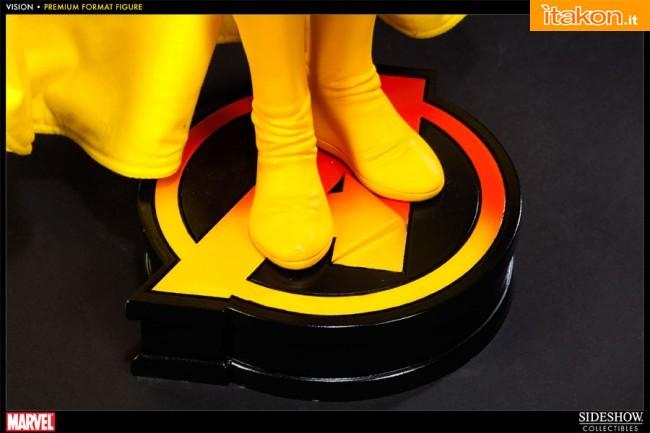 The Vision Premium Format Figure da Sideshow - Immagini ufficiali e Info Preordini