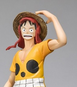 Chouzokei Damashii One Piece Film Z