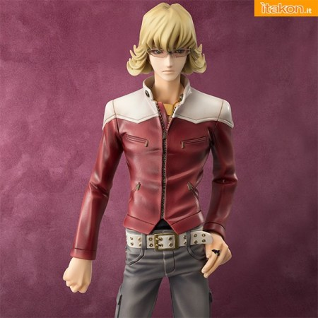 Megahouse - Tiger & Bunny - Barnaby Brooks Jr.