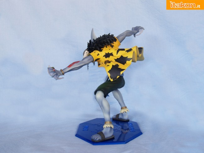 Arlong POP DX Portrait of pirates Megahouse
