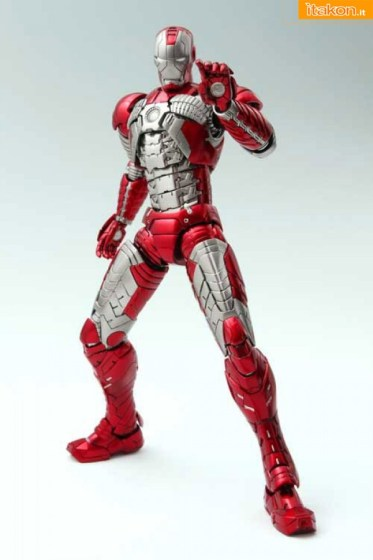 Active Figure Collection - Iron Man Mark V 1/9 da Art Spirits - In Preordine