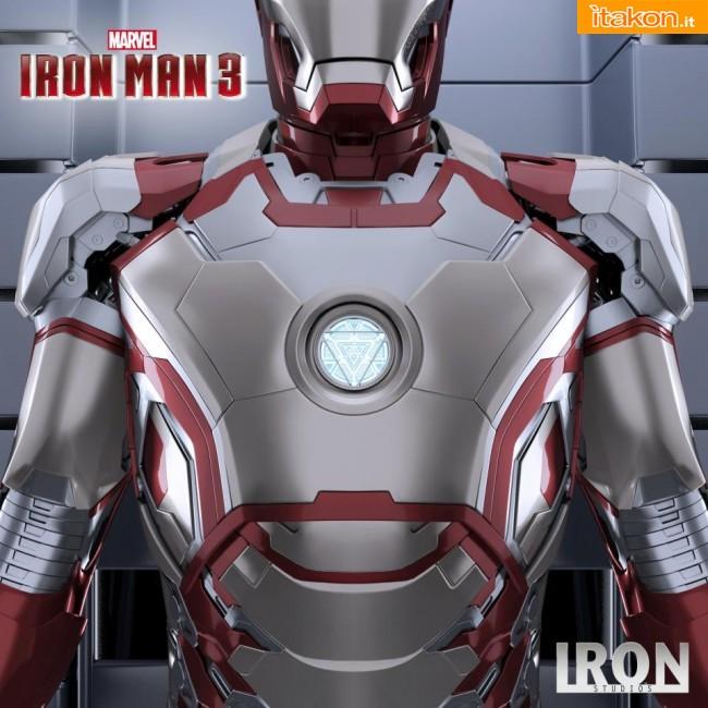 Iron Studios annuncia la licenza Iron Man 3