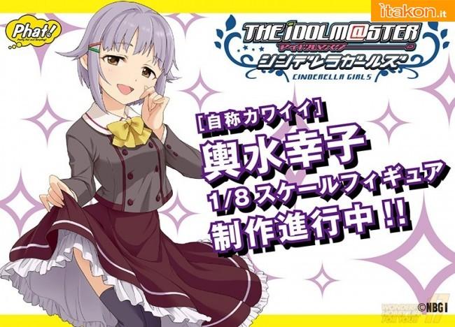 Phat - iDOLM@STER Cinderella Girls - Koshimizu Sachiko