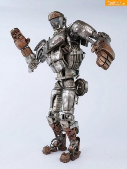 Real Steel: Nuove foto ufficiali di Atom di ThreeA Toys
