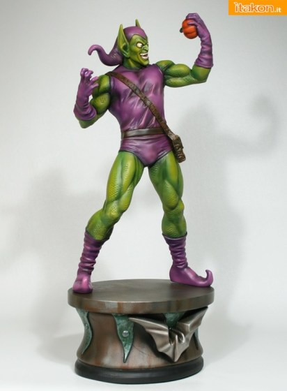 Bowen Designs: Astonishing Wolverine e Green Goblin Museum statue - In Preordine