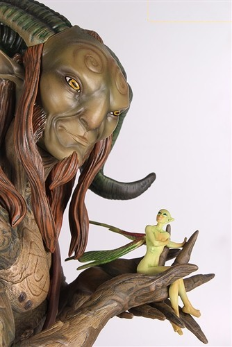 Pan's Labyrinth The Faun Statue di Gentle Giant (6)