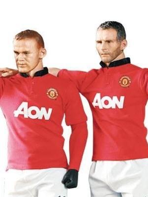 Wayne Rooney e Ryan Giggs  (1)