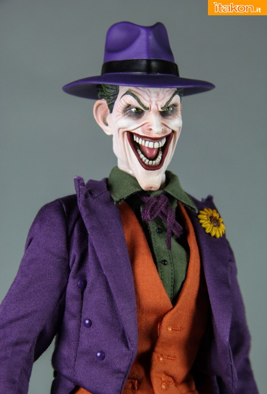 Sdcc joker sixth scale figure itakon