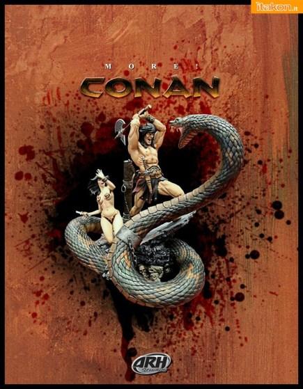 Conan Sacrifice diorama 14 di ARH Studios (4)