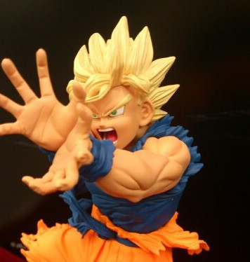 34th Prize Fair l'esposizione Banpresto di One Piece e Dragon Ball  14