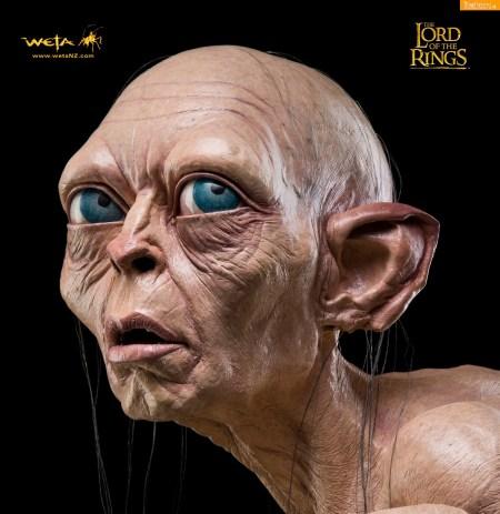 Gollum Life Size statue di Weta Collectibles  (1)
