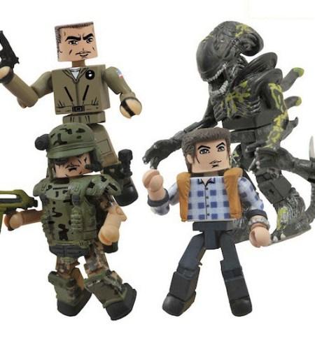 Aliens-Minimates