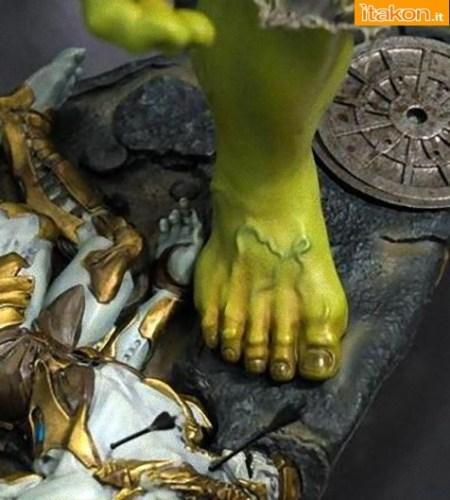 The Avengers: Hulk 1/6 diorama di Iron Studios - Prima Immagine Ufficiale