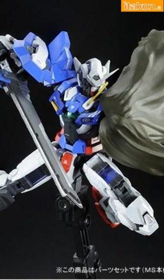 Bandai: RG 1/144 Gundam Exia Repair Set - Info e Data di uscita