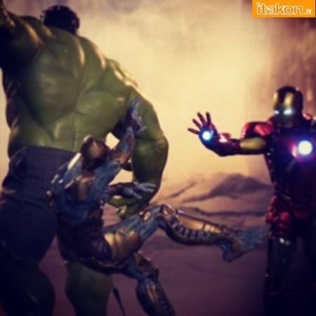 Iron Studios: Iron Man Mark VII The Avengers Battle Scene 1/6 scale - Nuovo Teaser