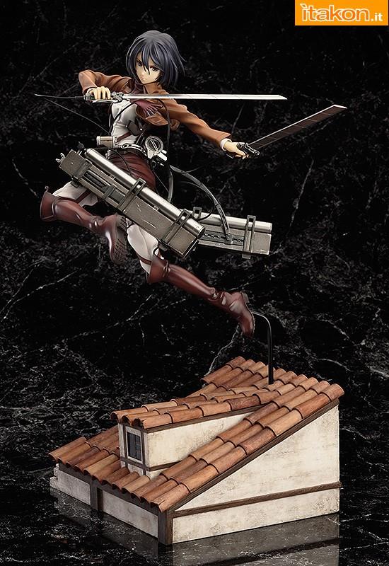 Mikasa Ackerman - GSC - Shingeki no Kyojin - Preordini - 7