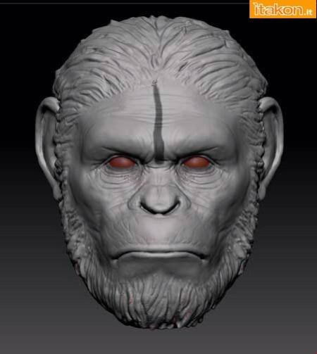 POP Culture Shock: Caesar Statue da Dawn of the Planet of the Apes - Annuncio