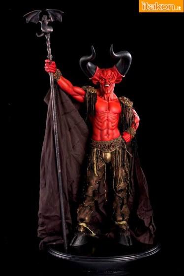 Legend: Lord of Darkness 1/3 statue di Pop Culture Shock - Prima Immagine Ufficialedi Pop Culture Shock - Prima Immagine Ufficiale